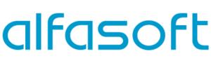 Alfasoft Logo without Slogan