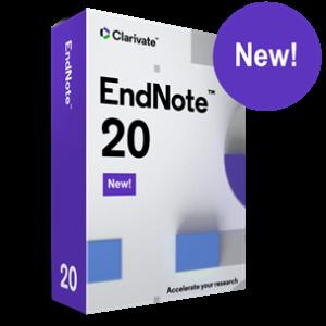 EndNote 20 Box