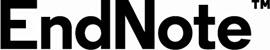 EndNote Logo Black